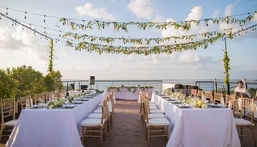 Mahogany Hotel Bali - Nibiru Wedding Reception