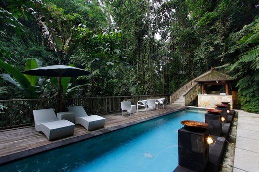 Alam Ubud Culture Villa   - Outdoor Pool