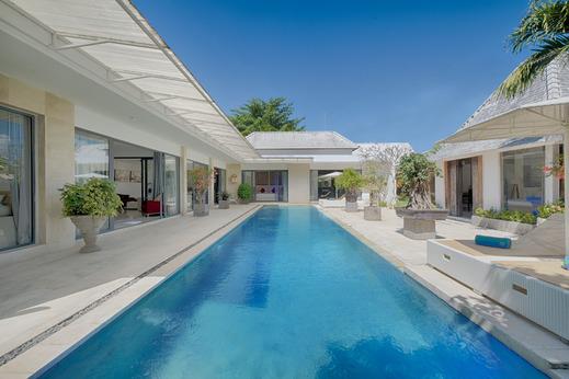 Kutus Kutus Canggu Villa Bali - Villa Putih 2
