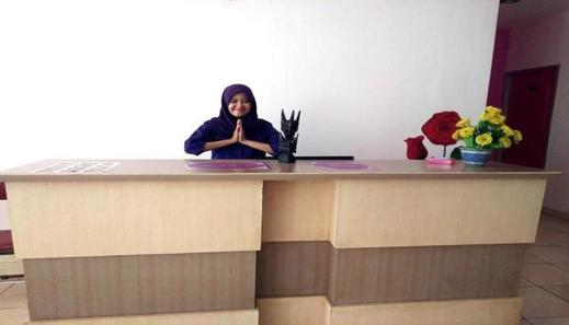 Pondok Losari Makassar - Lobby