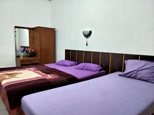 Hotel Prima Cianjur Cianjur - Bedroom