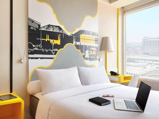 Ibis Styles Bandung Braga - Room