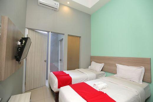 Kars Inn Residence Semarang - Twin Room