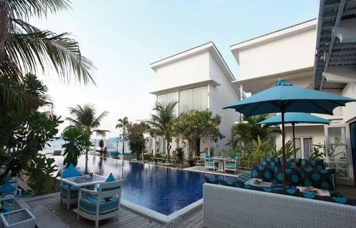 Ocean View Residence Hotel Jepara Jepara - Kolam Renang
