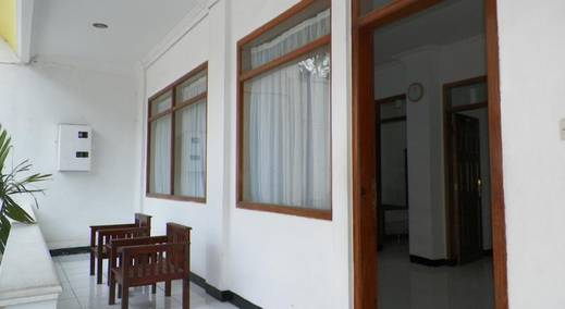 Hotel Aquarium Pangandaran - (23/May/2014)