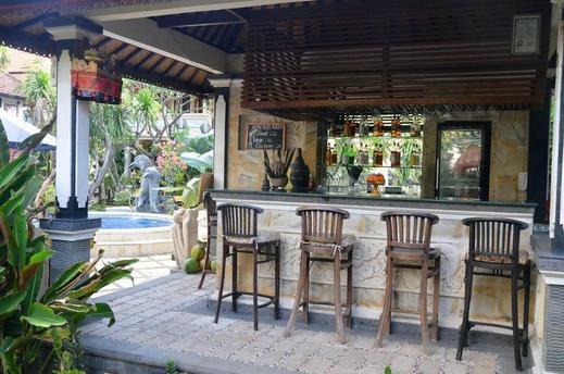 Suma Hotel Bali - bar