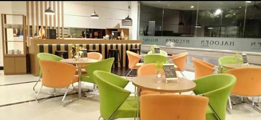 Hotel Halogen Surabaya - Coffee Shop