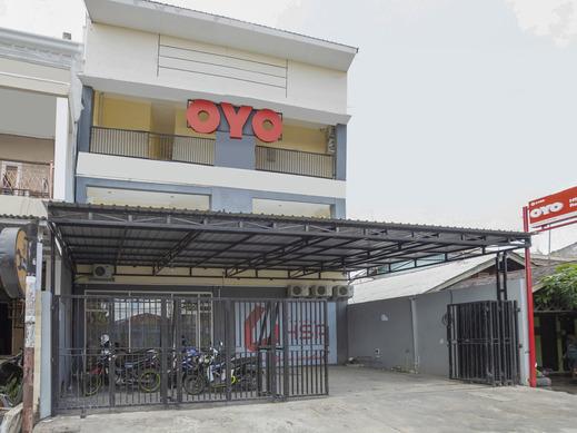OYO 3189 Hsp Residence Samarinda - Facade