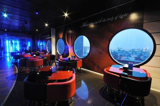 Hermes Palace Hotel Medan - Restaurant