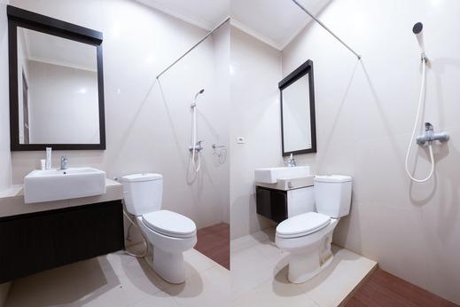 OYO 2020 Hotel Bumi Aditya Lombok - Bathroom