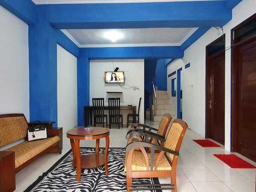 Omah Paseban Homestay Yogyakarta - Interior