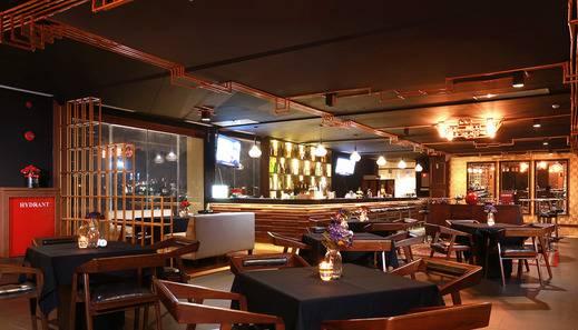 Hotel Wimarion Semarang Semarang - The Heights Sky Lounge