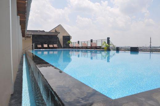 Pandanaran Prawirotaman Yogyakarta - Rooftop Pool