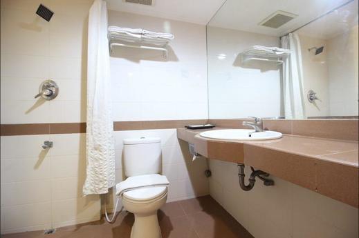 Riyadi Palace Hotel Solo - Bathroom
