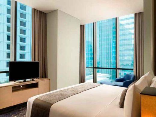 Crowne Plaza Jakarta Residences Jakarta - Bedroom