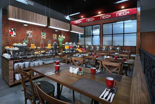 Neo+ Waru Sidoarjo by ASTON Surabaya - Restaurant