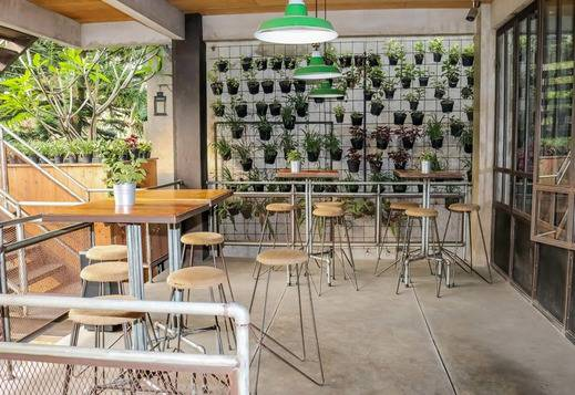 NIDA Rooms Cicendo Trade Center Bandung - Restoran