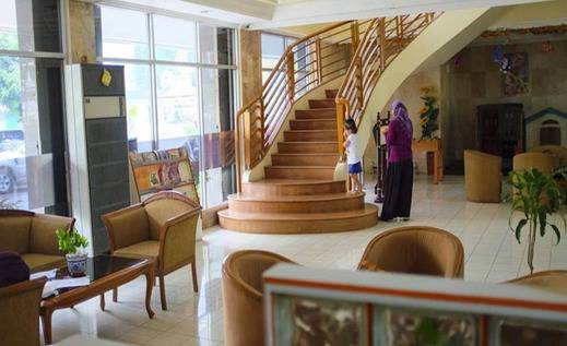 Hotel Marcopolo Jakarta - Lobi