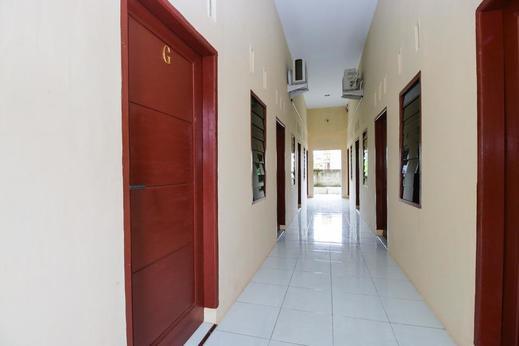 Sky Residence Cengkeh Medan - Corridor