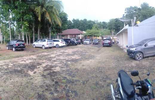 Setya Homestay Tanjung Lesung Pandeglang - area parkir