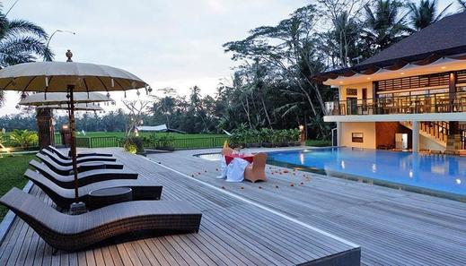 UbudOne Resort & Villas Bali - Pool