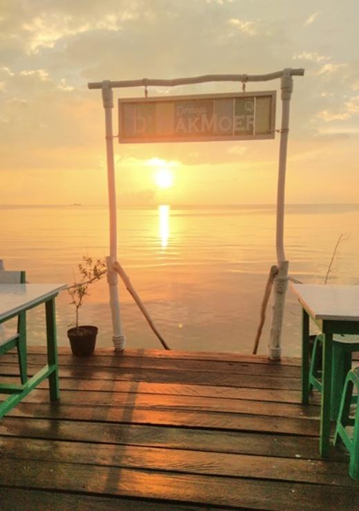 Guest House D'Makmoer Belitung - Sunset