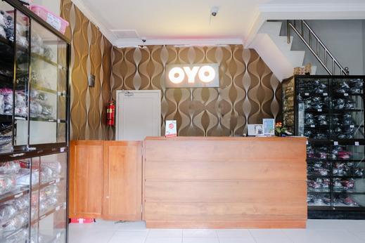 OYO 528 Safa Guest House Malang - Reception