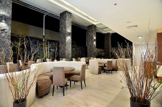 The Balava Hotel Malang - Breakfast Area