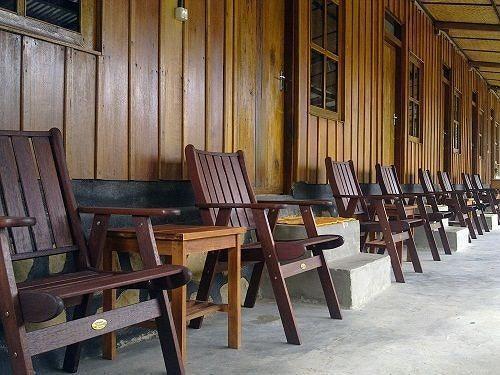 Ue Datu Cottages Poso - Terrace