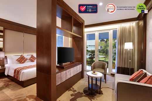 Swiss-Belhotel  Banjarmasin - Executive Pool Terrace
