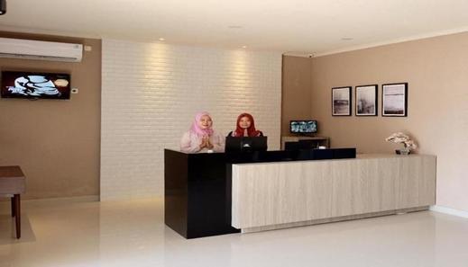 STYLE 50 Homestay Surabaya - Reception