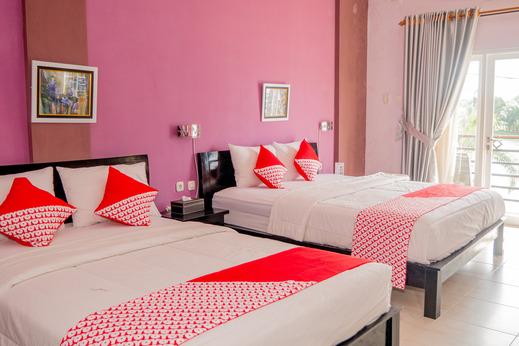 OYO 539 Omah Andini Belitung Timur - Bedroom