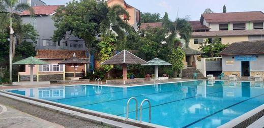 Hotel Intan Purwakarta Purwakarta - Pool