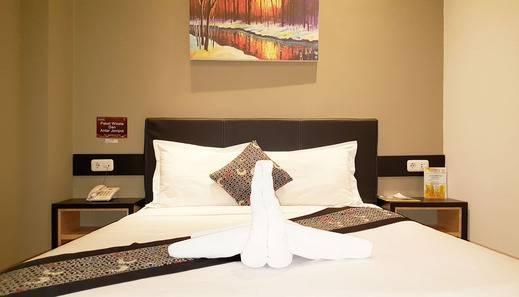 Sunrise Hotel Yogyakarta Yogyakarta - Family Room