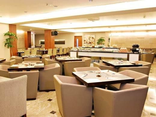Grand Cemara Hotel Jakarta - Restaurant