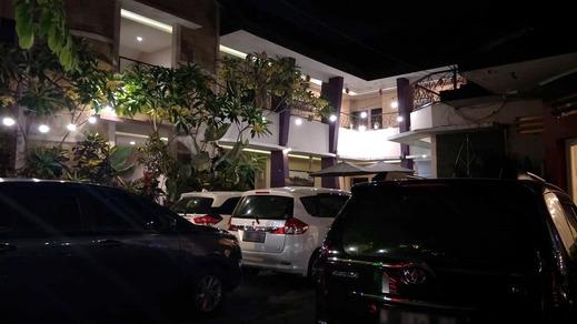 Dpavilion Guest House & Resto Malang Malang - Malam Hari