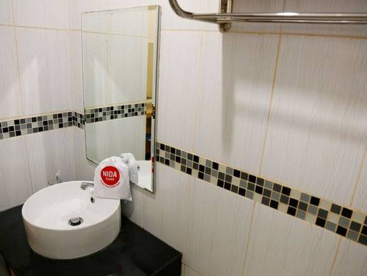 NIDA Rooms Lubuk Marina Batam - Kamar mandi