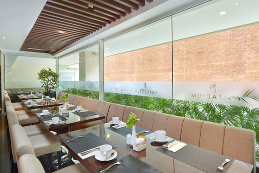 Platinum Adisucipto Hotel & Conference Center Jogja - Restaurant