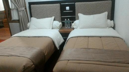 Bamboosa Guest House Bukittinggi - Bedroom