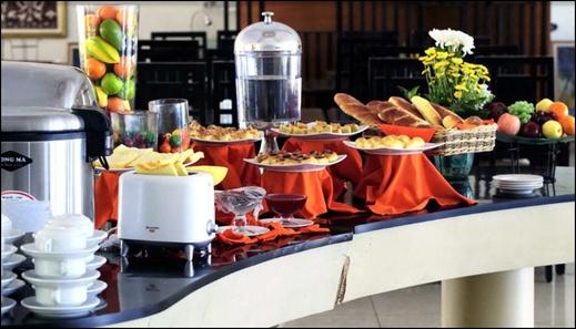 Rizen Premiere Hotel Puncak - new meals