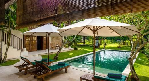 Villa Yasmine By Nakula Management Bali - Kolam Renang