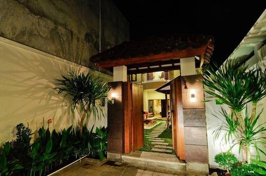 Villa Banjoe Yogyakarta - Eksterior