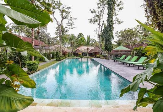 NIDA Rooms Ubud Panestanan Kelod 1507 Bali - Kolam Renang