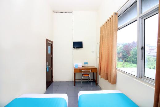 Sky Residence Sayangan Palembang - Superior Twin