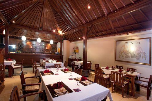 Amatara Agung Raka Ubud - Restaurant