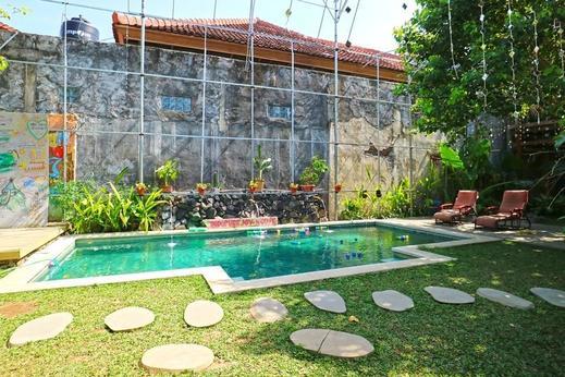 Indopurejoy House Bali - Pool