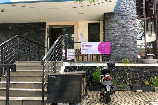 Singgahsini Griya Amartha Setiabudi Jakarta Jakarta - Facade