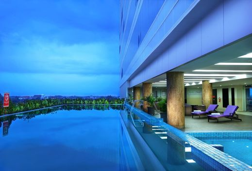 Aston Madiun Hotel Madiun - Outdoor Pool