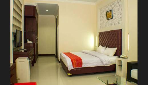 Hotel Grand City Batu - Guestroom