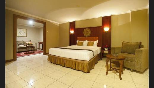 Hotel Olympic Jakarta - Guestroom